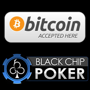 Black Chip Poker Accepts Bitcoin